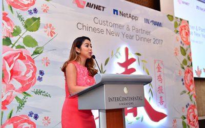 NetApp CNY Dinner 2017